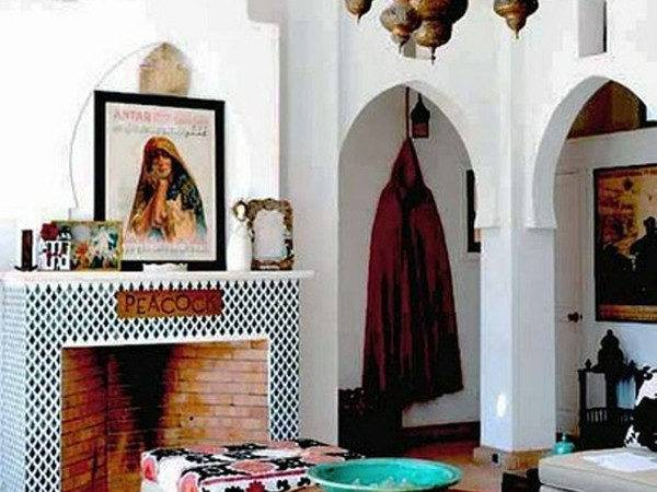 Moroccan House Style Myideasbedroom