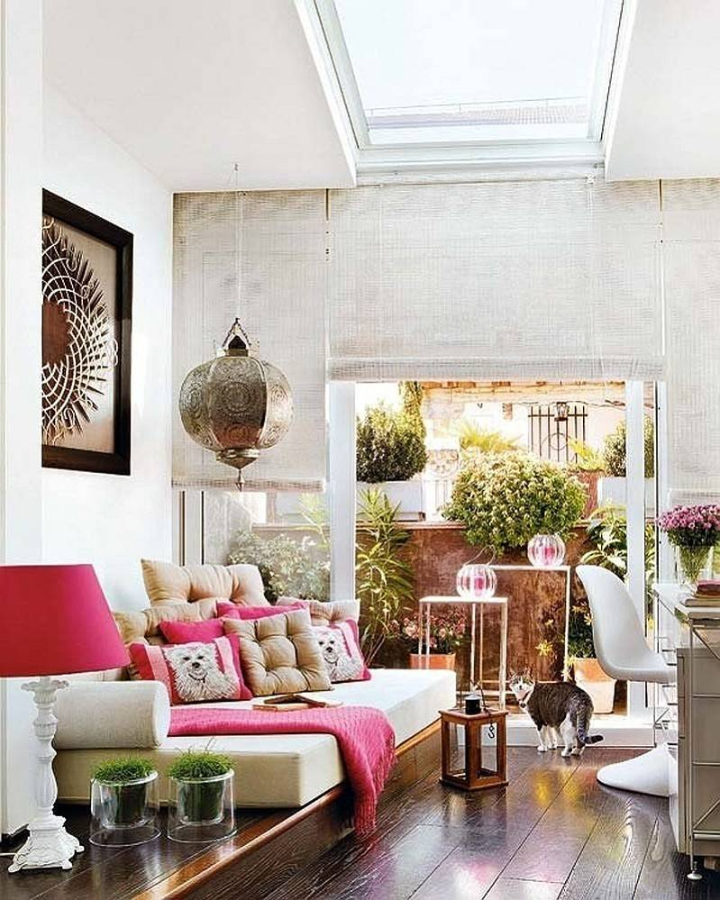 Ideas For Moroccan Inspired Living Room