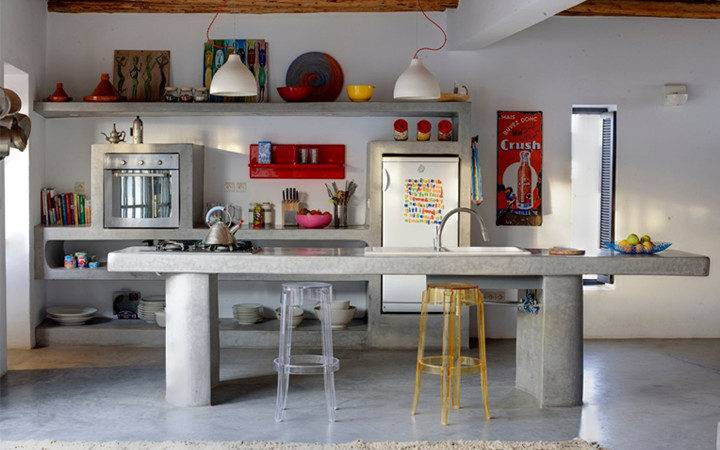 Moroccan Style Kitchen Modern Home Christmas Decoration