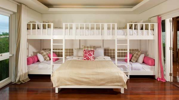Most Amazing Design Ideas Four Kids Room