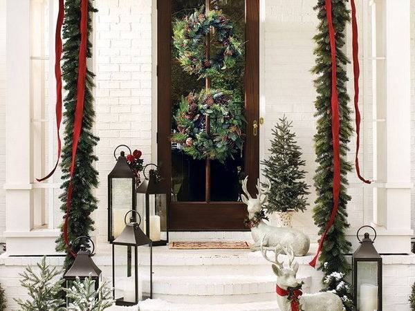 Most Beautiful Outdoor Decoration Ideas Christmas