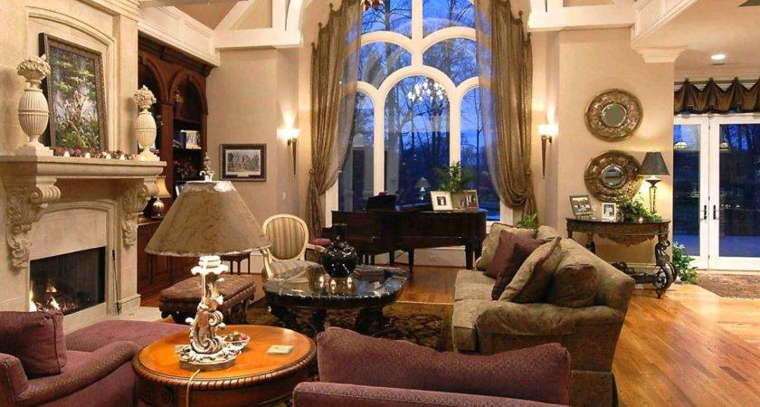 Most Luxurious Living Rooms