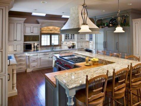 Most Popular Kitchen Layouts Hgtv
