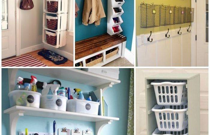 Mudroom Organization Ideas Keep Rest Your