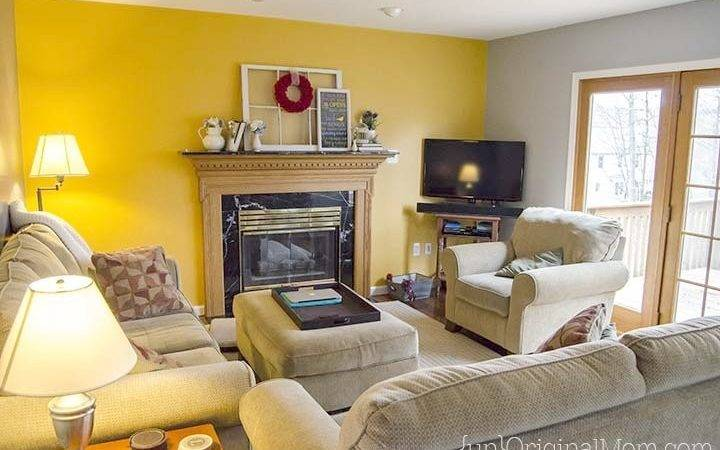 Mustard Color Paint Living Room Home Design