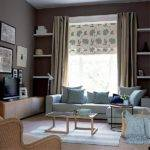 Natural Color Earth Colors Brown Living Room