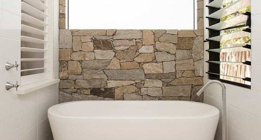 Natural Stone Bathroom Countertops Throughout