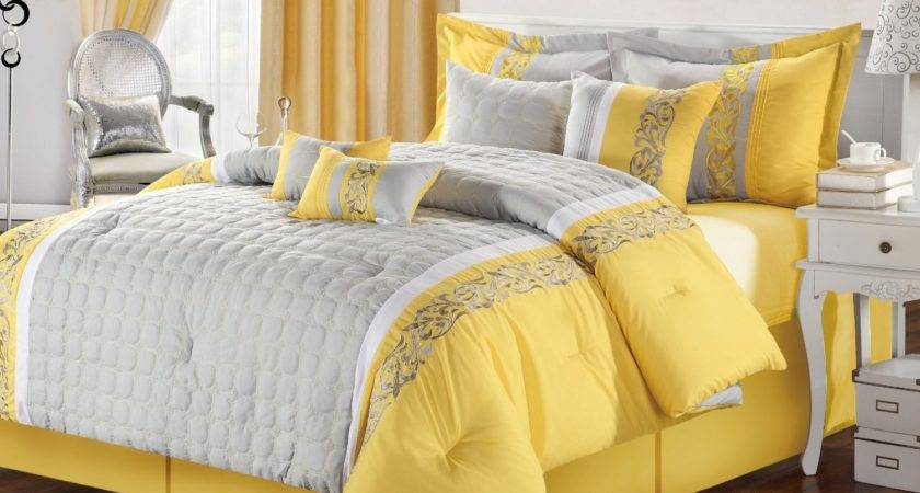Navy Yellow Bedroom Decor Grey Sets Architecture Best