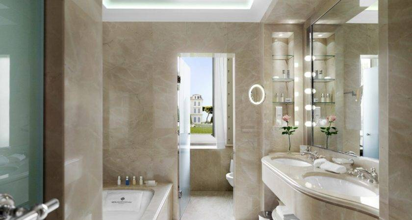 Neutral Bathroom Design Interior Ideas