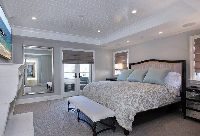Neutral Cape Cod Style Home Open Layout Interior