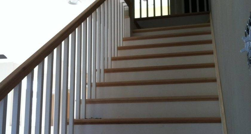 New Drew House Stair Railing