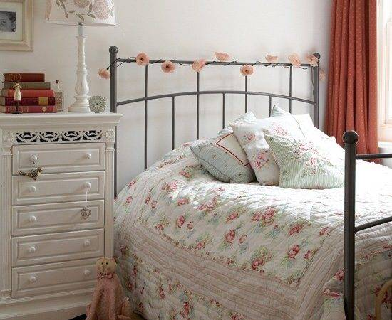 New Home Interior Design Stunning Country Bedroom