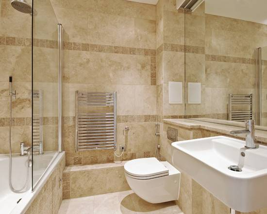 New Italian Bathroom Tiles Design Ideas
