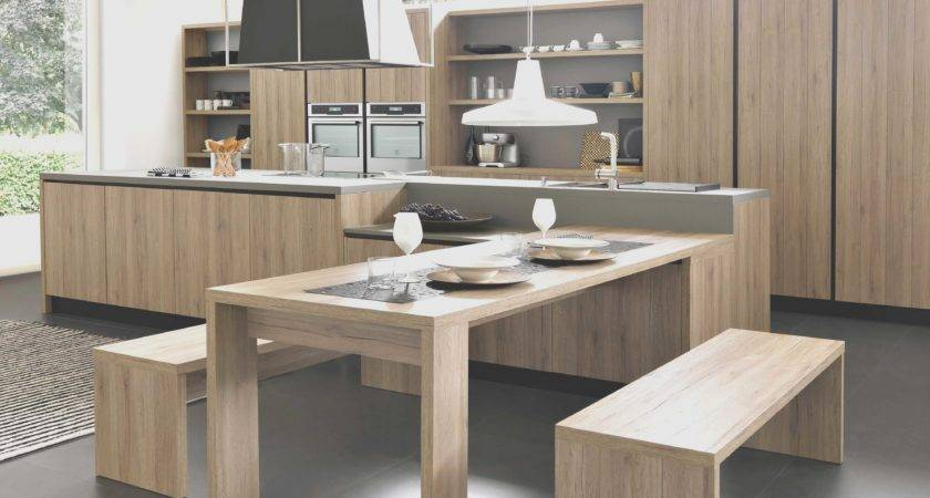 New Kitchen Island Bench Seating Small Spaces