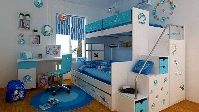 Nice Blue White Cool Room Ideas Kids Your Dream Home
