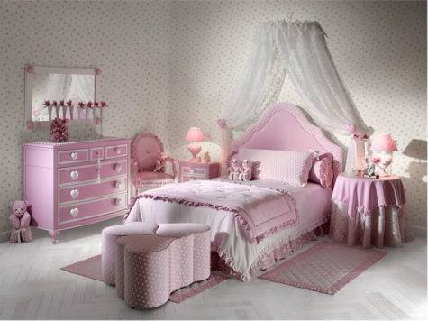 Nice Decors Blog Archive Stylish Pink Teen Girls Room