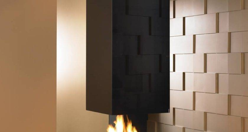 Nice Design Fireplace Contemporary Decor