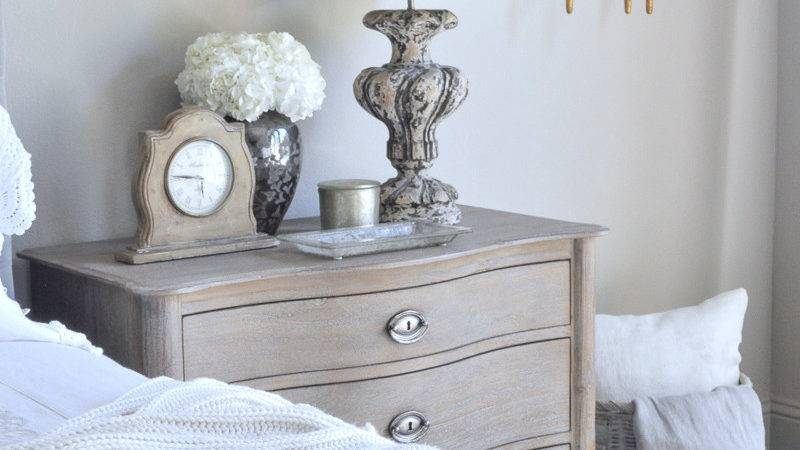 Nightstand Decor Form Function Gold Designs
