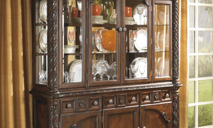 North Shore Dining Room China Cabinets