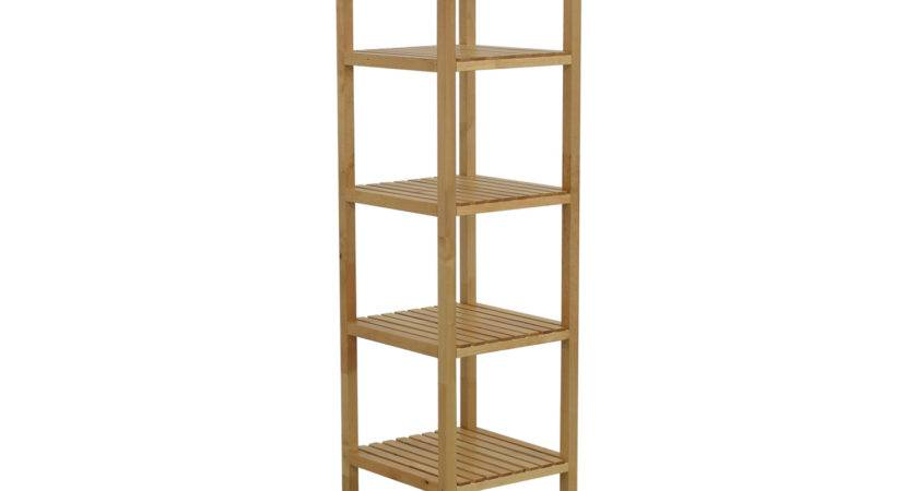 Off Ikea Molger Wood Shelf Unit Storage