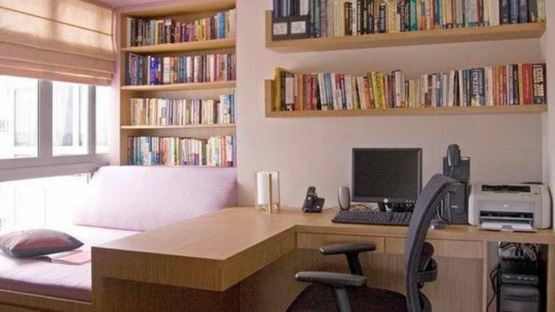 Office Workspace Home Design Ideas Small
