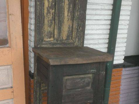 Old Better Than New Antique Primitive Rustic