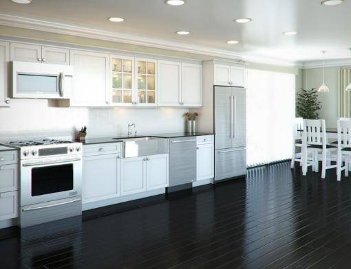 One Wall Galley Kitchen Design Six Great Floor Plans