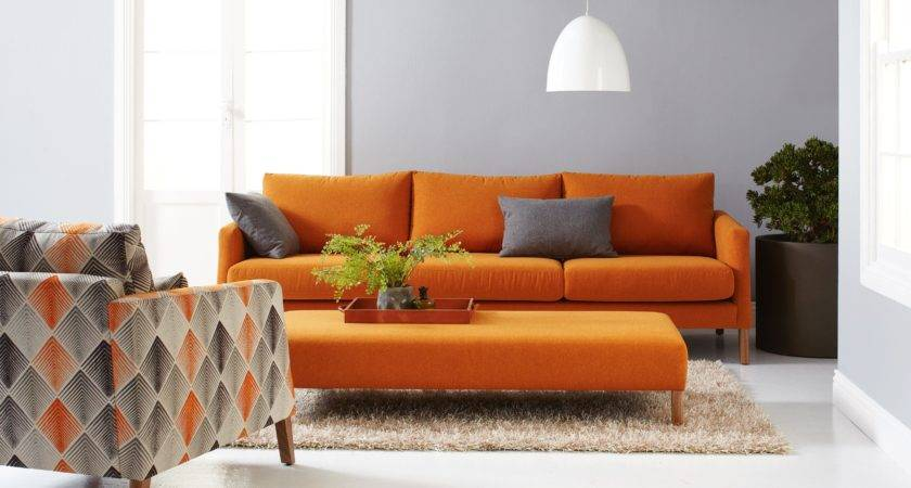 Orange Living Room Chairs Clarinda Accent Chair