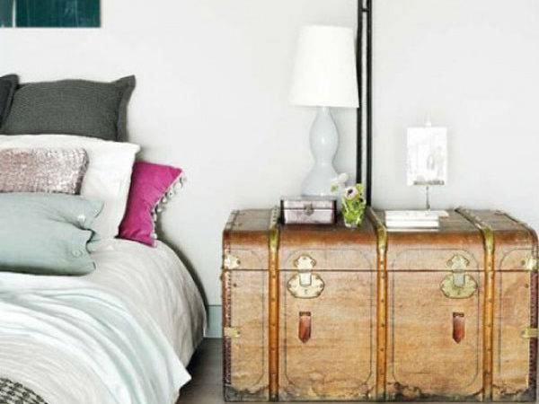 Original Alternatives Common Bedside Table