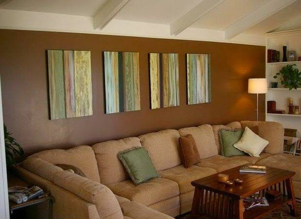 Original Living Room Warm Paint Color Ideas