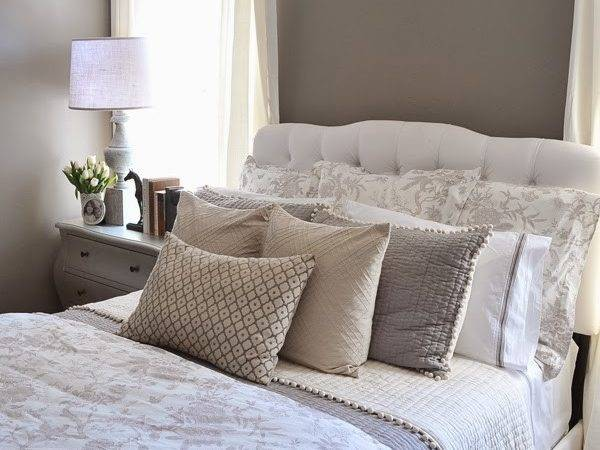 Our Gray Guest Bedroom Source List Wall Color