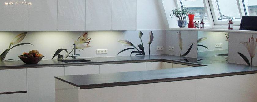 Our Pimped Kitchens Section Shows Splashback