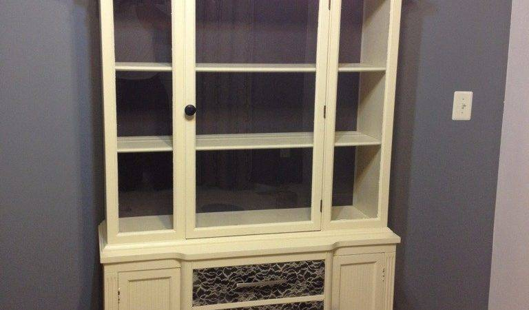 Our Pinteresting China Cabinet Project Lace