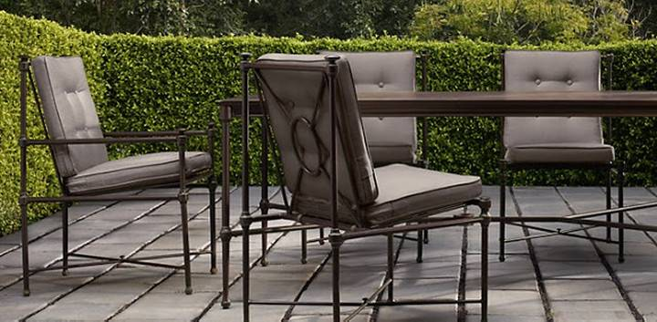 Outdoor Furniture Restoration Hardware