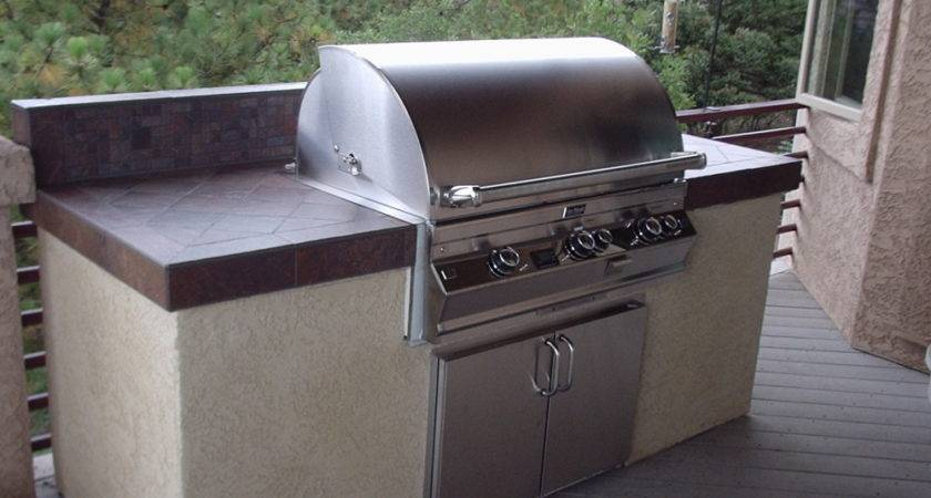 Outdoor Kitchens Colorado Springs Built Barbecue