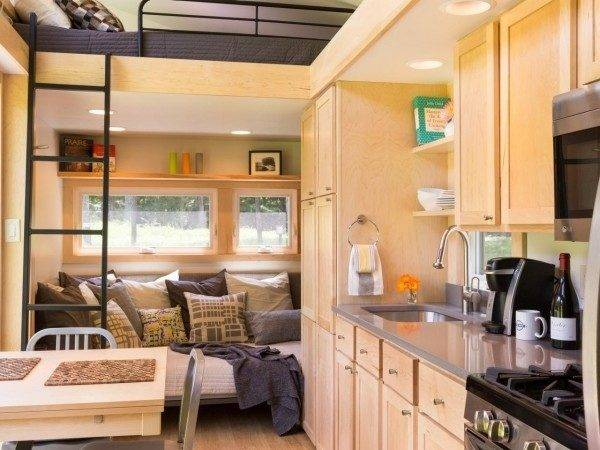 Outstanding Smart Storage Ideas Tiny House Dwellers