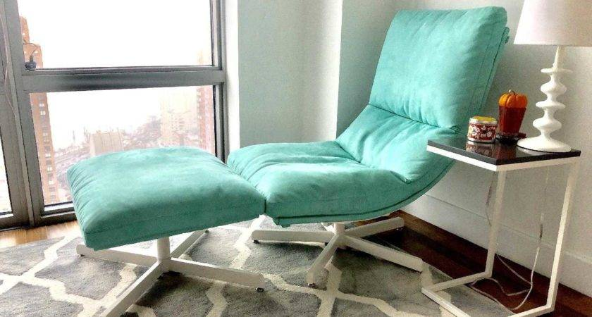 Outstanding Teal Lounge Chair Collection Custom Home