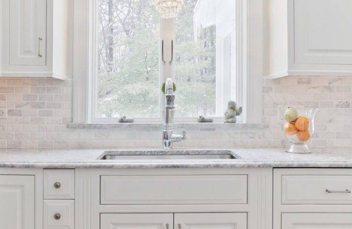 Over Kitchen Sink Lighting Bathroom Contemporary