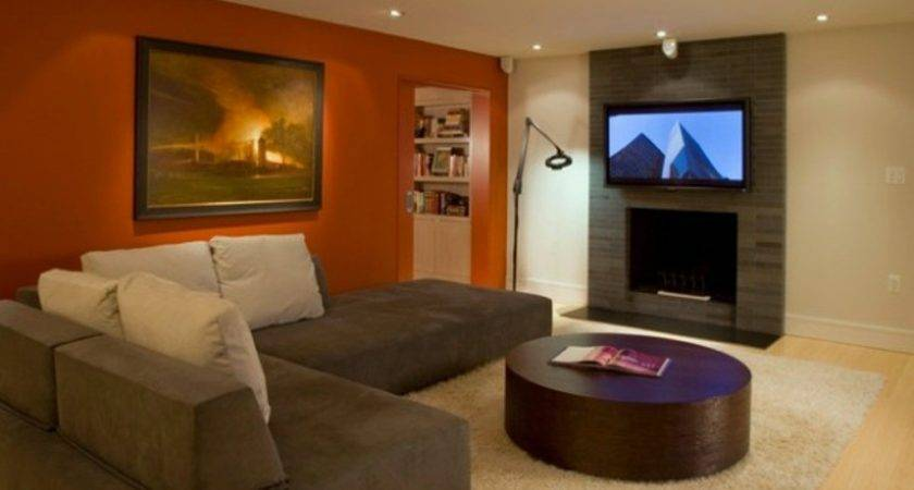 Paint Color Ideas Living Room Brown Couch