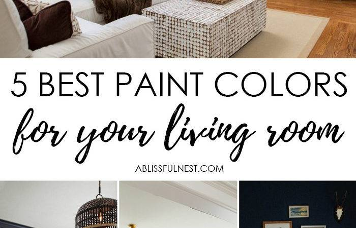 Paint Colors Your Living Room