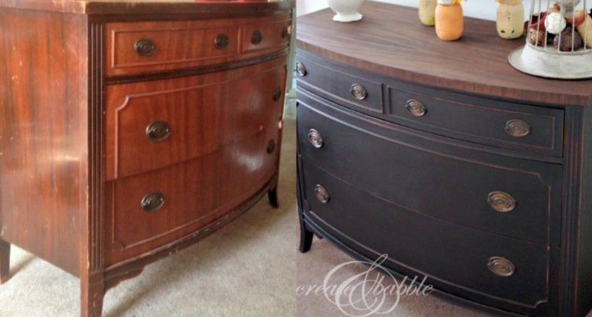 Painted Furniture Makeovers Love Porch Advice