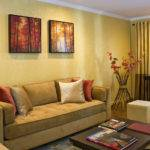 Painting Living Room House Paint Bright