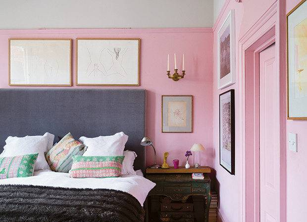 Painting Walls Pink Make Sure One Thing