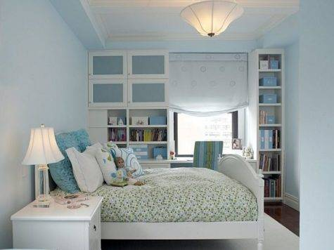 Pale Blue Interior Design Ideas