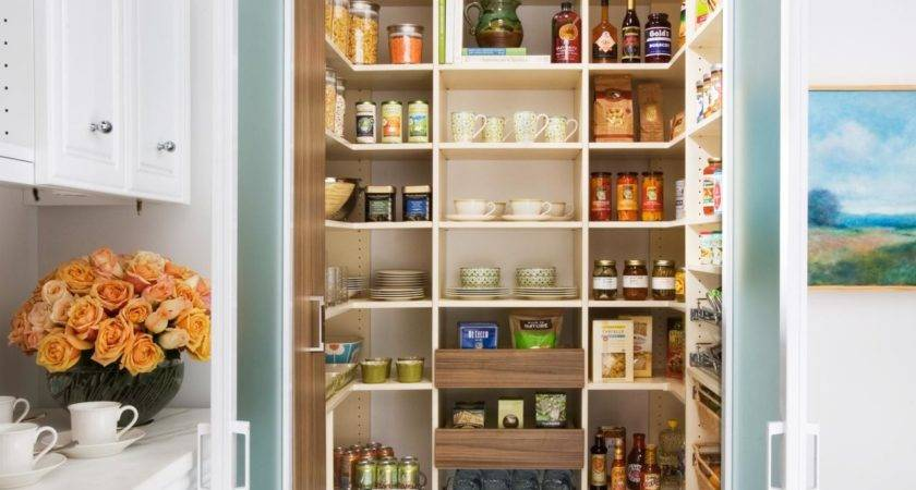 Pantry Cabinet Plans Ideas Tips Hgtv