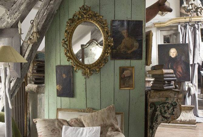 Paper Mulberry Fabulous French Chateau