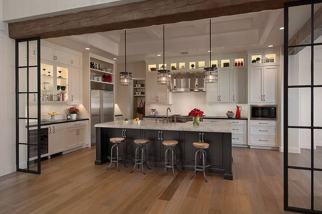 Park Place Silverleaf Traditional Kitchen Phoenix