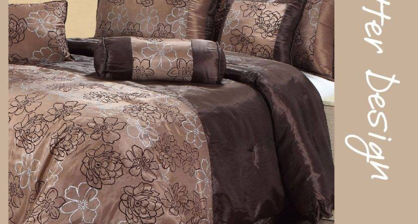 Pcs Customized Bright Color Cheap Bed Comforter Set