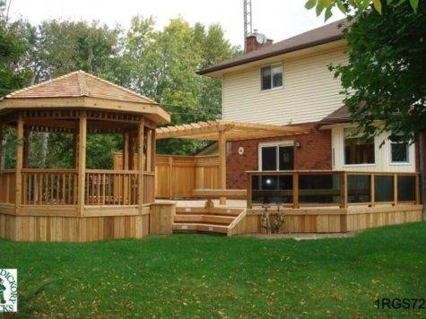 Pdf Diy Gazebo Deck Plans Gplan Coffee Table