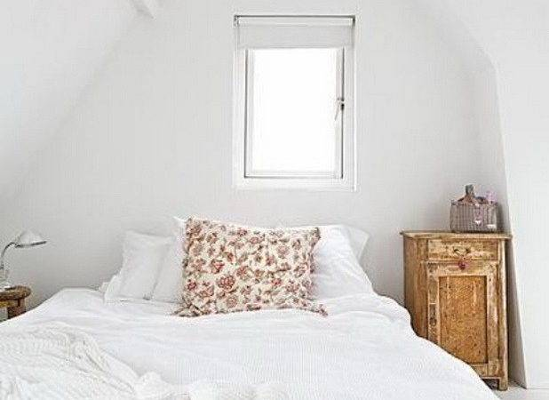 Peaceful White Bedroom Designs Stylish Eve